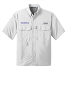 Graham Eddie Bauer Short Sleeve Performance Fishing Shirt
