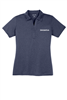 "Graham Womens Sport-Tek Heather Contenderâ""¢ Polo"