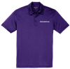 Graham Mens Sport-Tek Heather Contender Polo