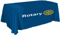 Rotary Table Cloth