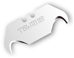 "Tajima DEEP HOOKâ""¢ Blade, 50-blade safety dispenser"