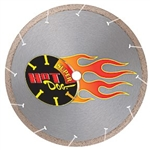 "MK Diamond Super Hot Dog 10"" Blade"