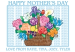 Mother's Day Personalized Print