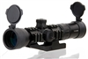 Rifle Scope 1.5-5x40mm with Illuminated Reticle