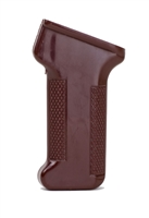 East German KM 72 Pistol Grip, Brown Plastic