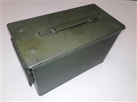 Ammo Can Military Container OD Green.