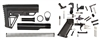 AR-15 Lower Parts Kit w/ Stock Set Assembly