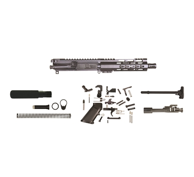 "AR-15 Parts Kit w/ 7"" Keymod Upper"