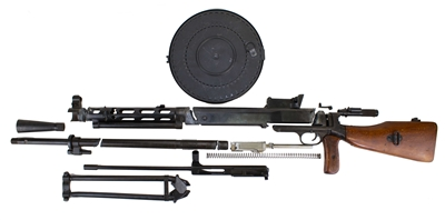 Unissued DP-28 Parts Kit