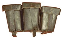 K98 Ammo Pouch Riveted Original