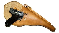 Holster, P.04 Navy Luger Brown Reproduction