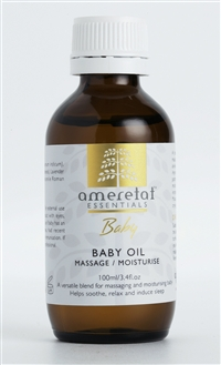 Photo of Baby Massage and Moisturise Oil 100ml
