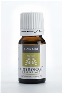Clary Sage Pure Essential Oil, 10ml