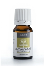Jasmin in Jojoba (3%) Pure Essential Oil, 10ml