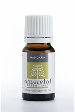 Mandarin Pure Essential Oil, 10ml