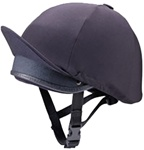 Charles Owen Ultralite Euro Jockey Skull - Jockey Equipment