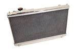 2001-2005 Honda Civic (1.7L)  Dual Core Performance Radiator w/ Fans & Shroud