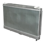 Mitsubishi Eclipse 90-94 Race Radiator w/ Fan Kit