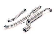 Yonaka 2009-2013 Honda Fit Catback Exhaust