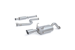 Yonaka 92-00 Civic 2DR/4DR Catback Exhaust