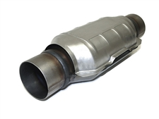 "2.5"" High Flow Catalytic Converter"