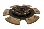 Yonaka Honda H22/H23/F22/F23 6-Puck Performance Clutch Disc