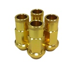 Forged Tuner Lug Nuts - Bronze M12X1.50