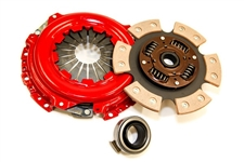 Yonaka Honda B16/B18 6-Puck Performance Clutch/Flywheel Set