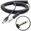David Clark Style 5ft. 1/4 Headset Coil cord