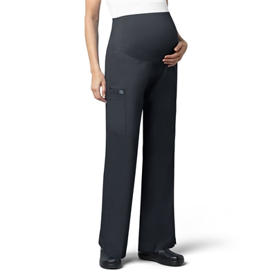 Women's Maternity Cargo Pant by WonderWink