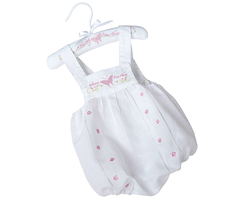 Newborn Baby Outfit Romper Butterfly