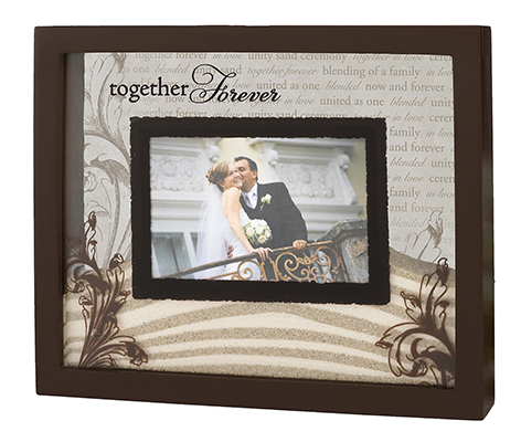 Unity Sand Ceremony Wedding Picture Frame