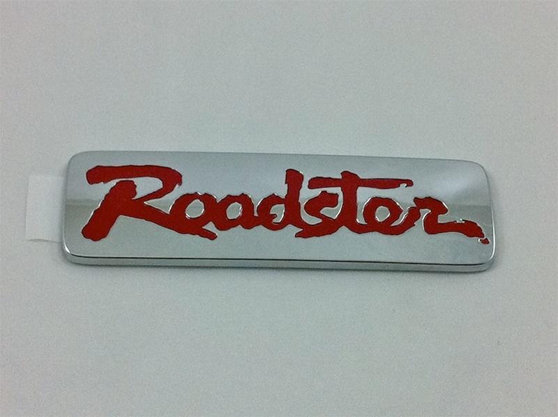 Rspeed Roadster Badge Mazda Miata