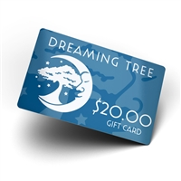 Dreaming Tree 3DSVG.com $20 Gift Card