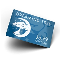 Dreaming Tree 3DSVG.com $6.99 Gift Card