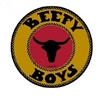 Sweet Garlic Beefy Boys Beef Jerky 2.4 Oz.