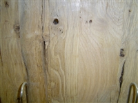 "Unfinished White Oak  3/4"" solid #3 Common - 2-1/4"""