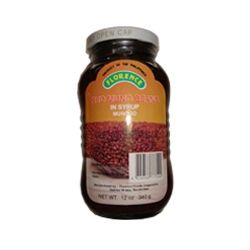 Florence Red Mung Beans in Syrup