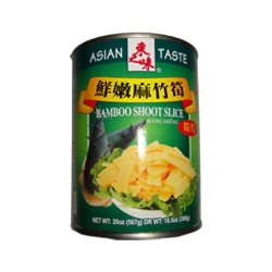 Asian Taste Bamboo Shoot Slices