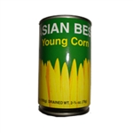 Asian Best Young Corn