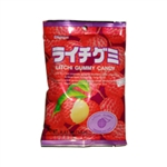 Kasugai Litchee Gummy Candy