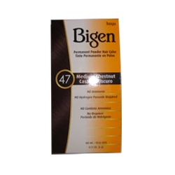 Bigen Powder Hair Color Medium Chestnut