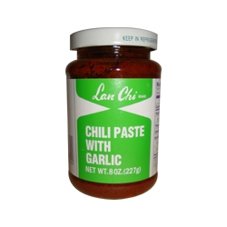 Lan Chi Chili Paste With Garlic