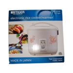Tiger Electronic Rice Cooker-Warmer