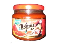 Assi Hot Pepper Paste Fermented