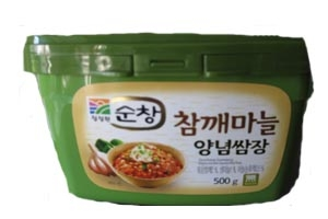 Assi Seasoned Bean Paste