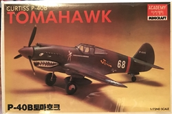 Academy 1/72 CURTISS P-40B TOMAHAWK