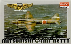 Academy/Minicraft 1/144 Mitsubishi G4M1 Betty