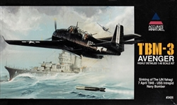ACCURATE MINIATURES 1/48 TBM-3 / TBM-3D Avenger