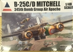 Accurate Miniatures 1/48 B-25C/D Mitchell 345th Bomb Group Air Apachet